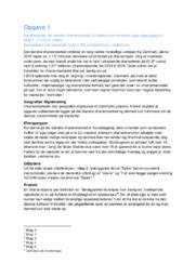 Chartermarkedet i Danmark   10 i karakter