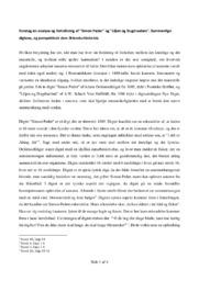 Simon Peder | Analyse | Adam Oehlenschläger