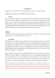 Zombiehagen | Analyse | Jonas Ussing | 12 i Karakter
