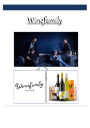 Winefamily | Afsætning