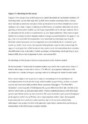 Udfordring for BoConcept | Afsætning
