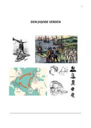 Den hvide verden kompendium   Historienoter
