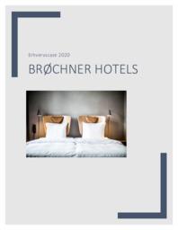 Brøchner Hotels Erhvervscase | Komplette noter