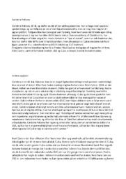 Caristina Robiana | Historienoter