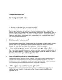 Arbejdsspørgsmål til PBL   Noter