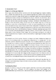 Er demokratiet i fare | Opgave i samfundsfag | 12 i Karakter