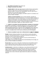 Artikel om Paludan og demonstrationer    Opgave i samfundsfag
