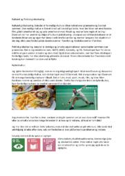 Kulturel og Politisk globalisering | Noter Samfundsfag