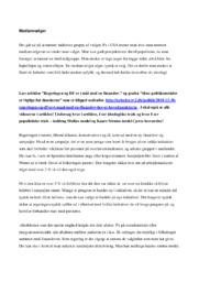 Medianvælger | Noter i Samfundsfag C