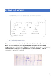 D vitamin | Bioteknologi | 10 i karakter