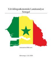 Udviklingsøkonomisk i Senegal | IØ Aflevering | 12 i Karakter