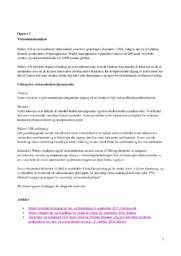 Widex AS | Virksomhedsanalyse | 12 i karakter