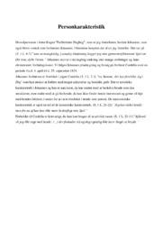 Forførerens Dagbog   Analyse   Søren Kierkegaard   Noter