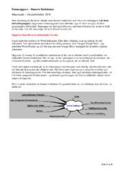 Lineære funktioner   Emneopgave   10 i karakter