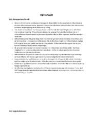 Kapitel 11   Virksomhedsøkonomi noter