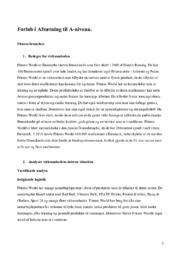 Fitness-branchen | Afsætning | 10 i karakter
