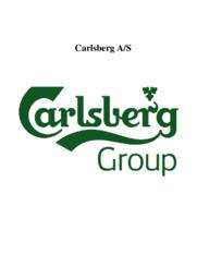 Carlsberg AS   Afsætning   10 i karakter