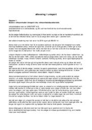 Unisport | Virksomhedskarakteristik | 10 i karakter