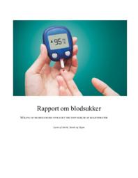 Blodsukker | Biologirapport | 10 i karakter