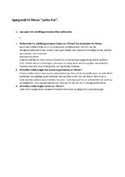 Lykke-Per | Noter Dansk Opgave | 1-4