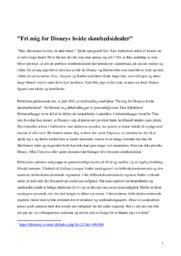 Fri mig for Disneys hvide skønhedsidealer | Analyse