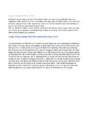 Niels Klims underjordiske rejse   Noter Analyse   Ludvig Holberg