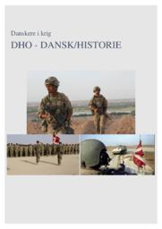 Danskere i krig | Redegørelse | DHO