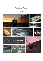 Sashimi Royal | Virksomhedskarakteristik