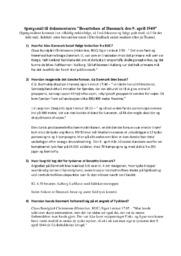 'Besættelsen af Danmark den 9. april 1940'   Noter