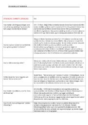 Barnets udvikling | Psykologi | Noter