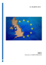 Brexit   SRO   10 i karakter