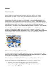 Nordex Holding AS | VØ opgave | 10 i karakter