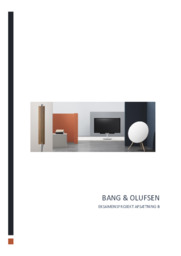 Bang & Olufsen | Analyse | 10 i karakter