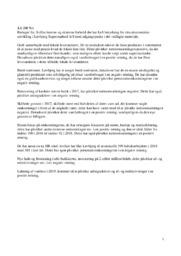 Løvbjerg Supermarked AS | VØ opgave | 10 i karakter