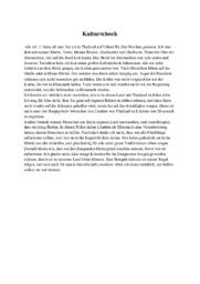 Kulturschock | Tysk | 12 i karakter