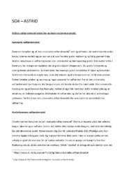 Vigtige begreber i afsætning | Noter for over 5 sider