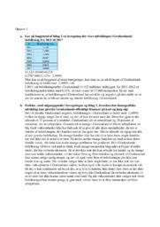 Græsk økonomi | IØ opgave | 10 i karakter