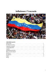 Inflationen i Venezuela | IØ noter