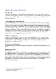 Nicehair.dk | Virksomhedskarakteristik | 10 i karakter