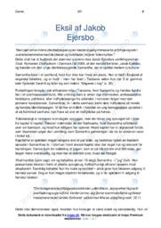 'Eksil' af Jakob Ejersbo   Novelle analyse   10 i karakter