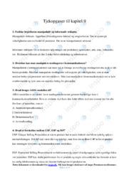 Gode noter til kapitel 9 | Markedskommunikation