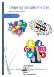 Unge og sociale medier | SSO | 10 i karakter