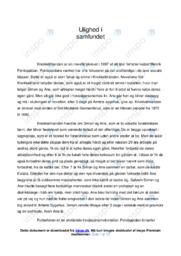 Knokkelmanden   Analyse   Henrik Pontoppidan   10 i Karakter