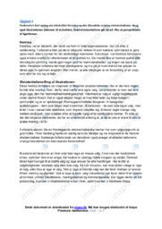Agerhønen   Noter Analyse   Martin A. Hansen
