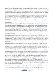 Tre talegenrer | Noter | Dansk forklaring