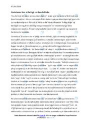 Ateisterne har et fattigt verdensbillede   Analyse   L. Sandbeck