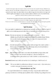 Dokumentation i programmering – Sænke slagskibe | Programmering Opgave