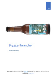 Bryggeribranchen | Analyse | 10 i karakter