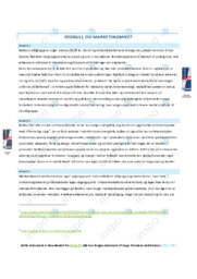Redbull | Marketingmix | Analyse | 10 i karakter