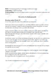 Teknologi og Covid-19 | Biologi | 12 i karakter